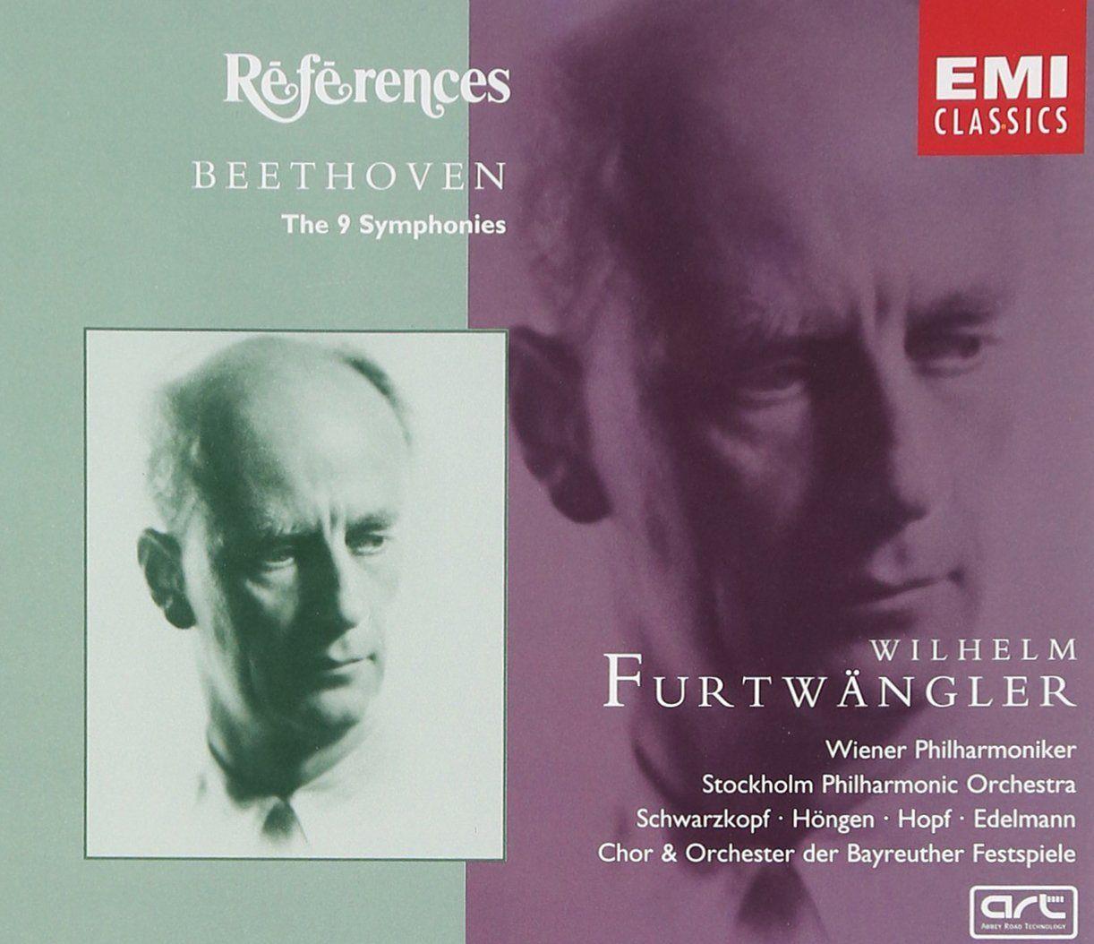 Cover Beethoven Furtwangler