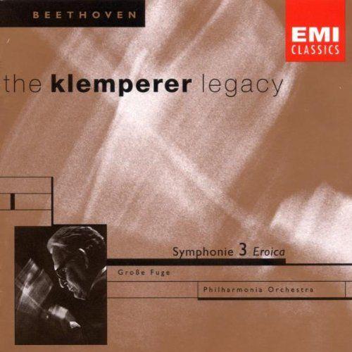 Cover Beethoven Klemperer