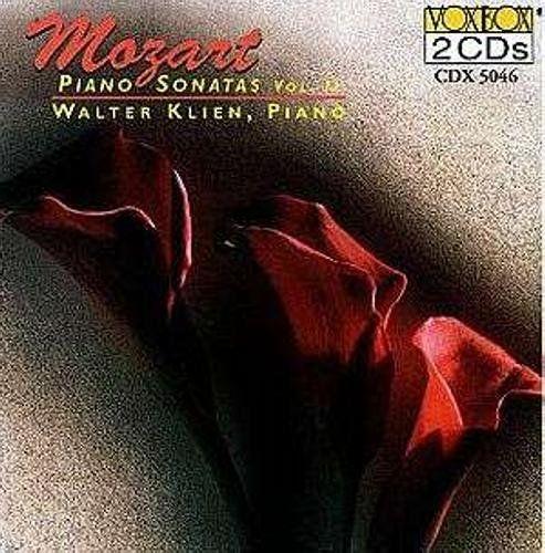 Cover Mozart Klien