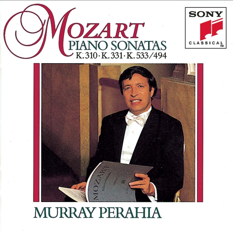 Cover Mozart Perahia