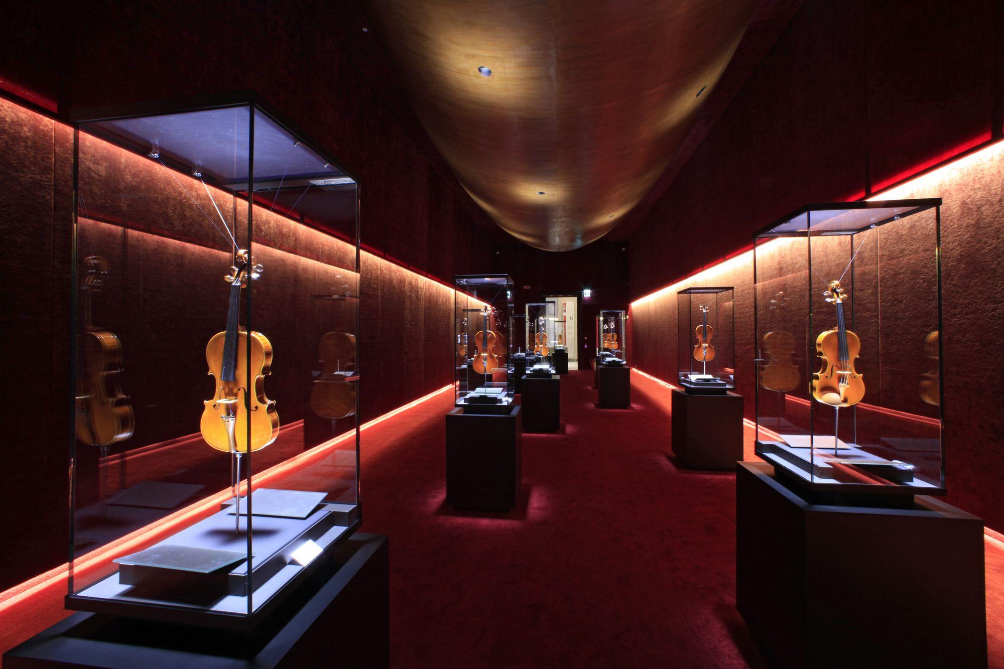 La sala dei gioielli