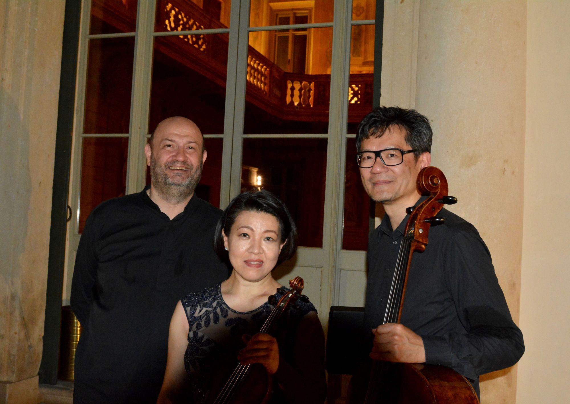 Trio Takezawa-Yang-Strabbioli